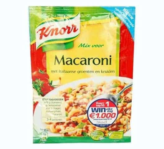 knorr mix