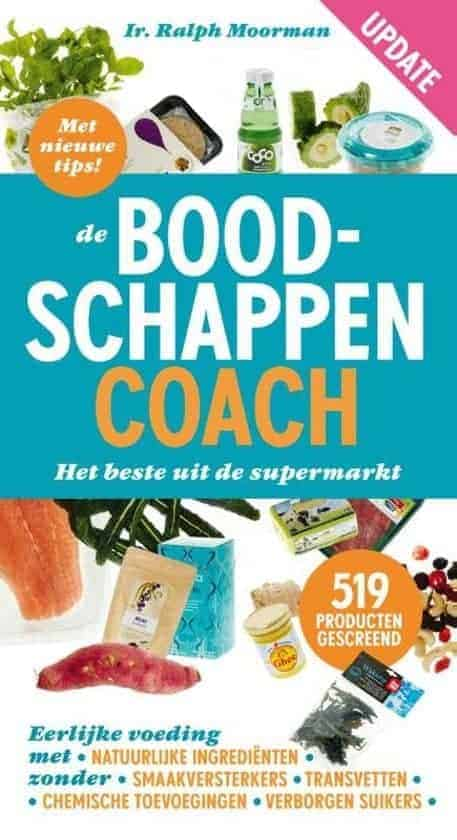 De Boodschappencoach: move over Stephen King!