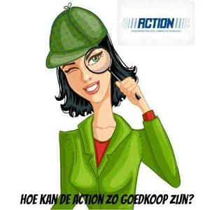 action goedkoop