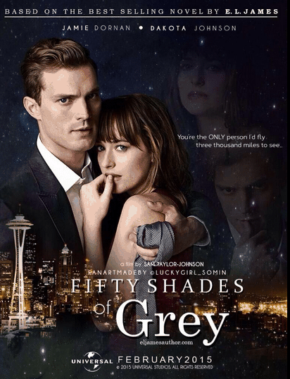 Fifty Shades of Grey kijken: nu op Netflix!