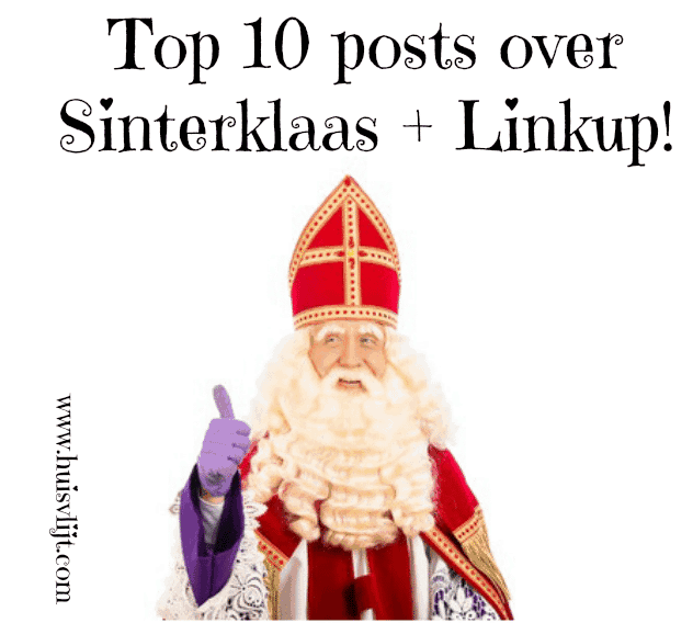Sinterklaas: de beste posts en tips + linkup!