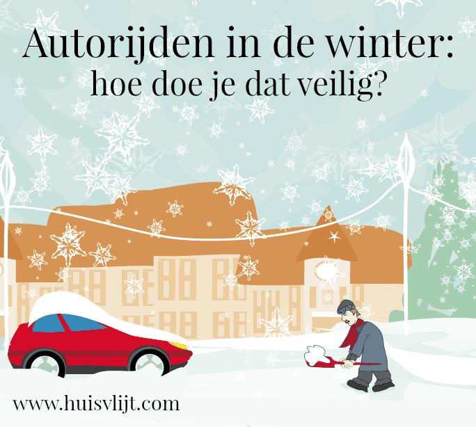 autorijden in de winter