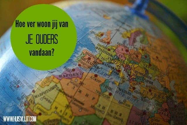 afstand ouders
