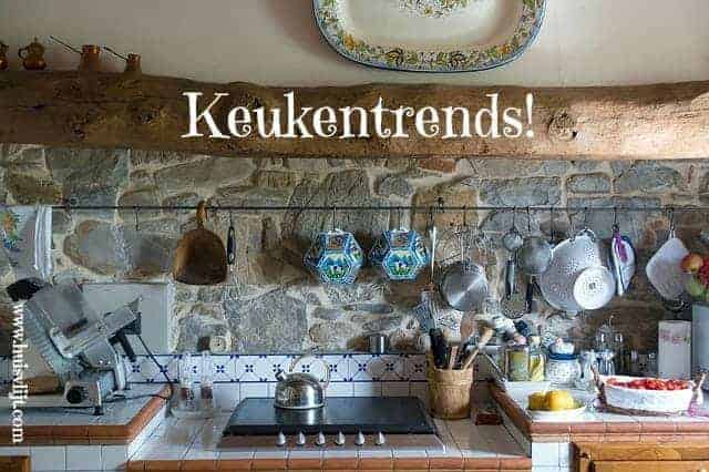 Trends in keukens