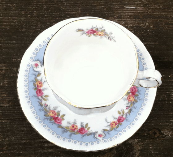 paragon queen cup and saucer