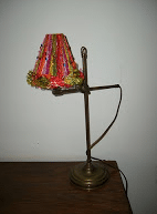 Lamp make-over: met voor en na foto's