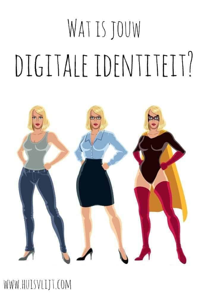 Wat is jouw digitale identiteit?