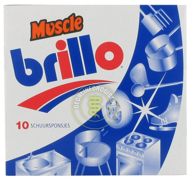 brillo schuurspons