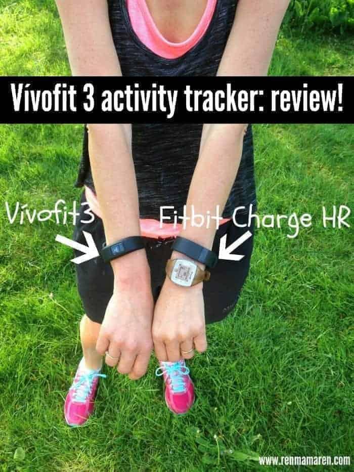 2 activity trackers vergeleken