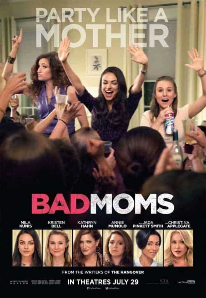 Bad Moms is 'bad'