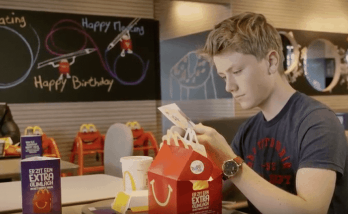 Ronald McDonald huizen gesteund met McHappy Day
