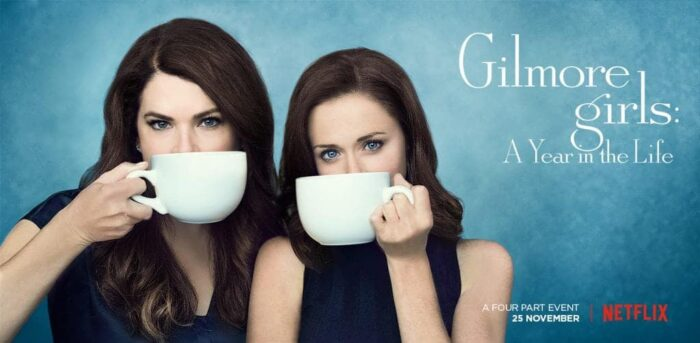 Gilmore Girls : a year in de the life