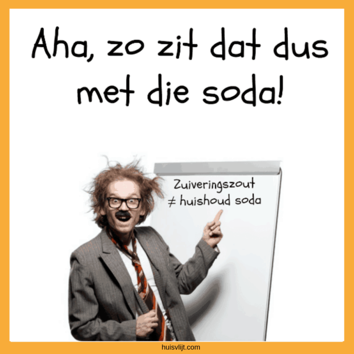 Baking soda Nederlands