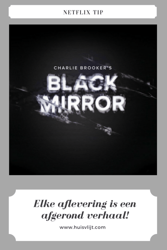 Netflix tip: Black Mirror