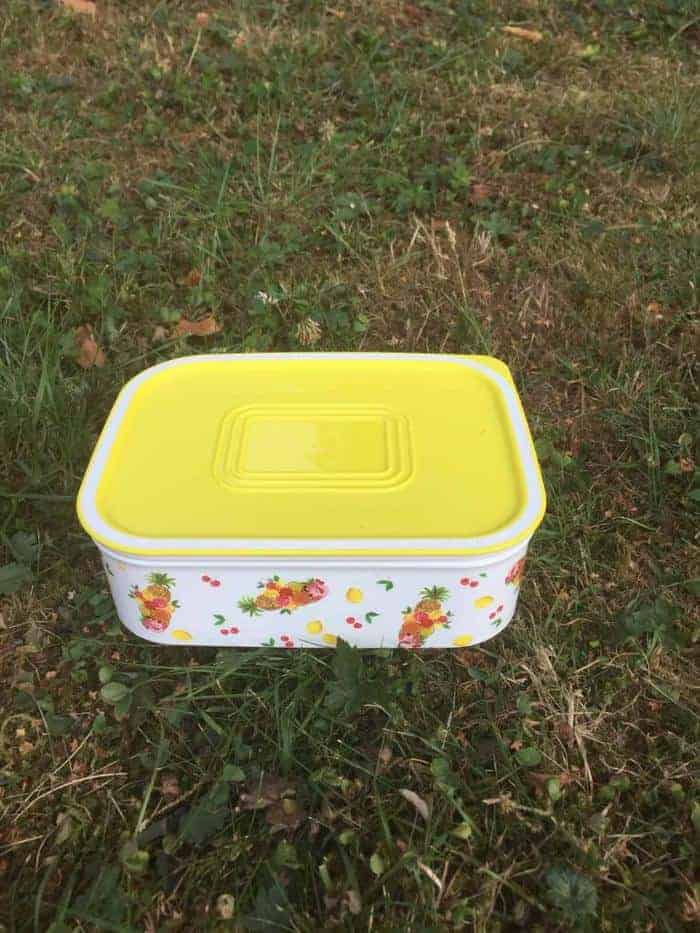 tupperware trommel