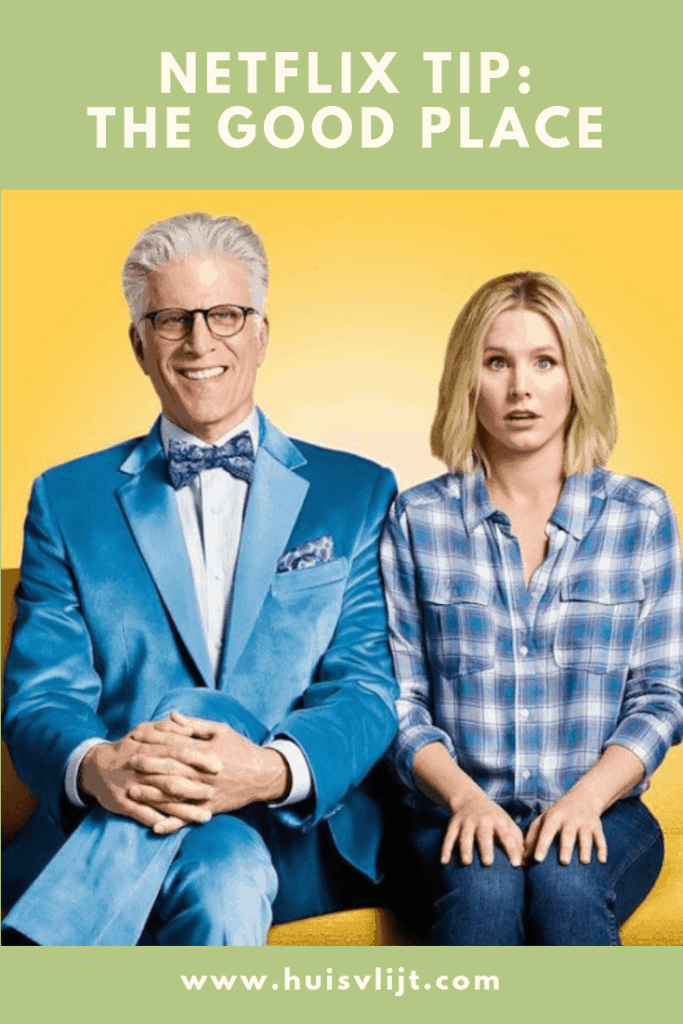 Netflix tip: The Good Place