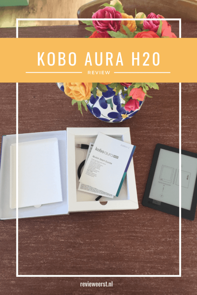 Kobo Aura H20 review