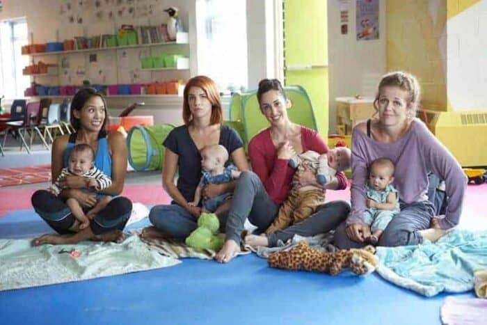 Netflix: Workin' moms