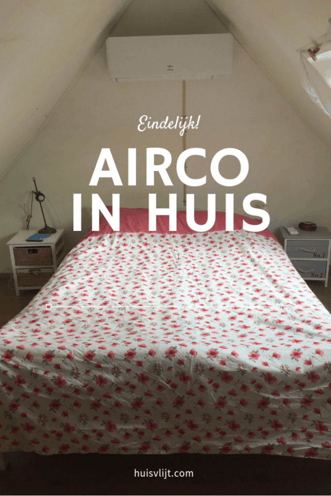 Airco in huis