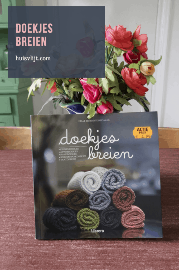 Doekjes breien patroon tips en tricks in een boek!