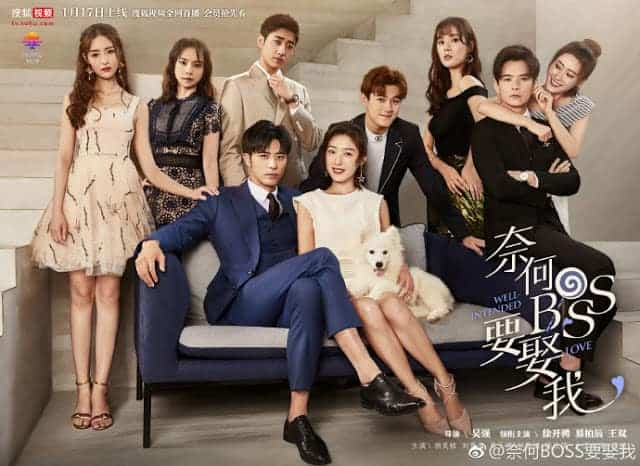 Chinees drama Well-Intended Love op Netflix