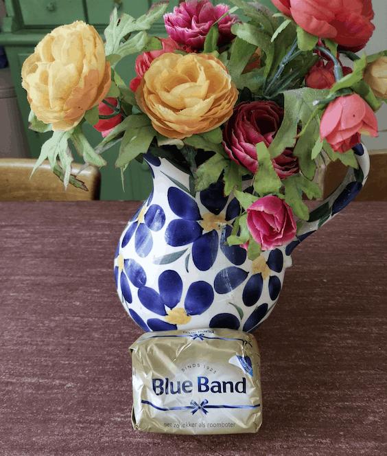 Gratis Blue Band boter bij Albert Heijn