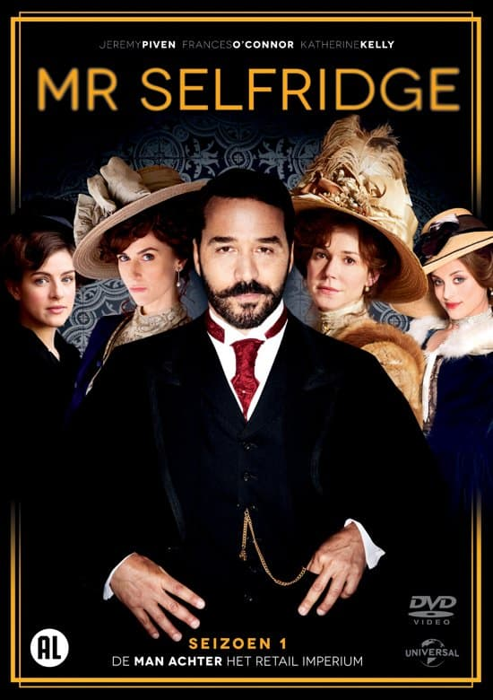 Netflix tip Mr. Selfridge: kostuumdrama in een warenhuis!