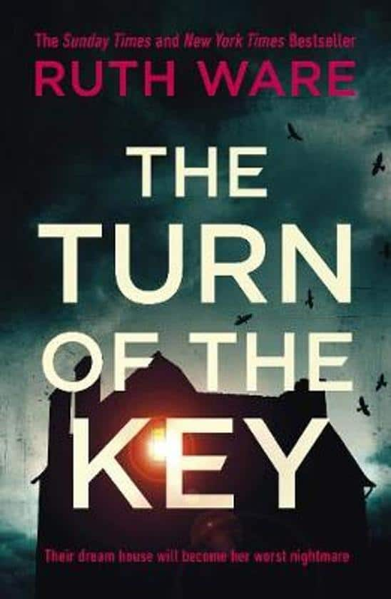 Superspannend boek: The turn of the key