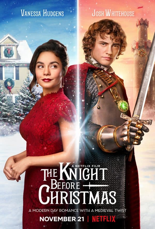 The knight before Christmas – Netflix tip