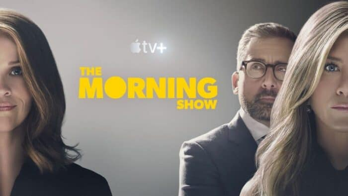 The Morning Show met Jennifer Anistion #metoo