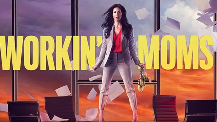 Working Moms season 4 op Netflix