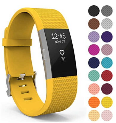 fitbit charge 3 bandje
