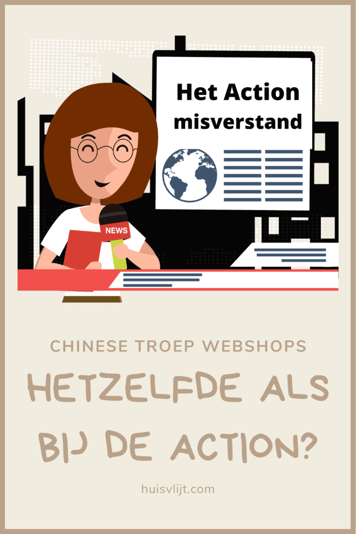 Action Chinees