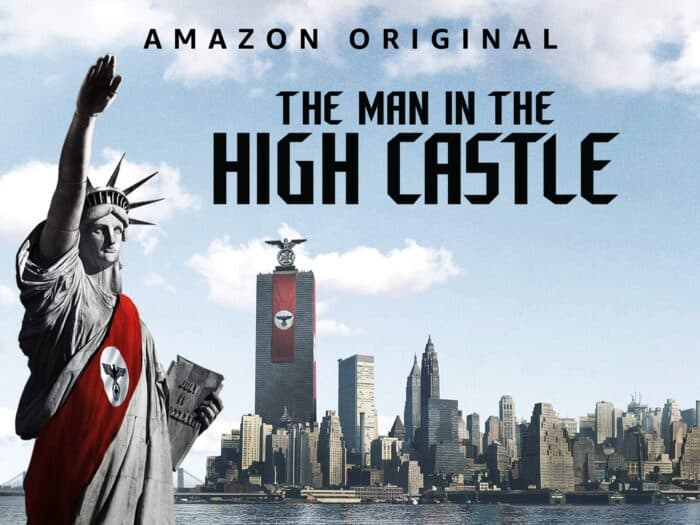 Waarom ik in de lach schoot bij The man in the high castle