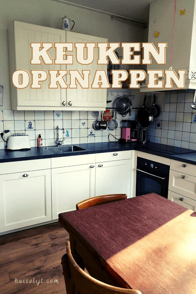 Keuken opknappen: metamorfose van onze keuken