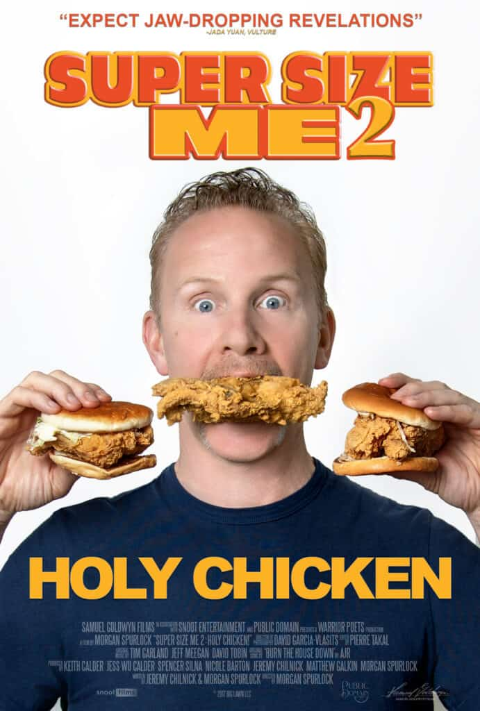 Supersize Me 2 Holy Chicken: film review