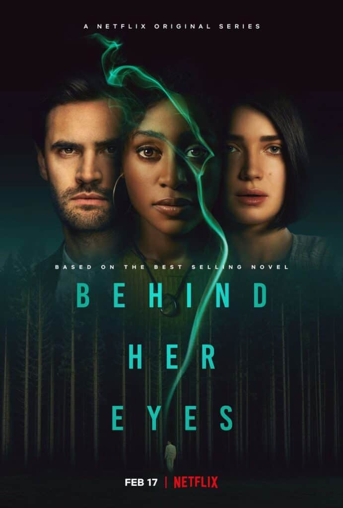 Behind her eyes: psychologische thriller met twist!